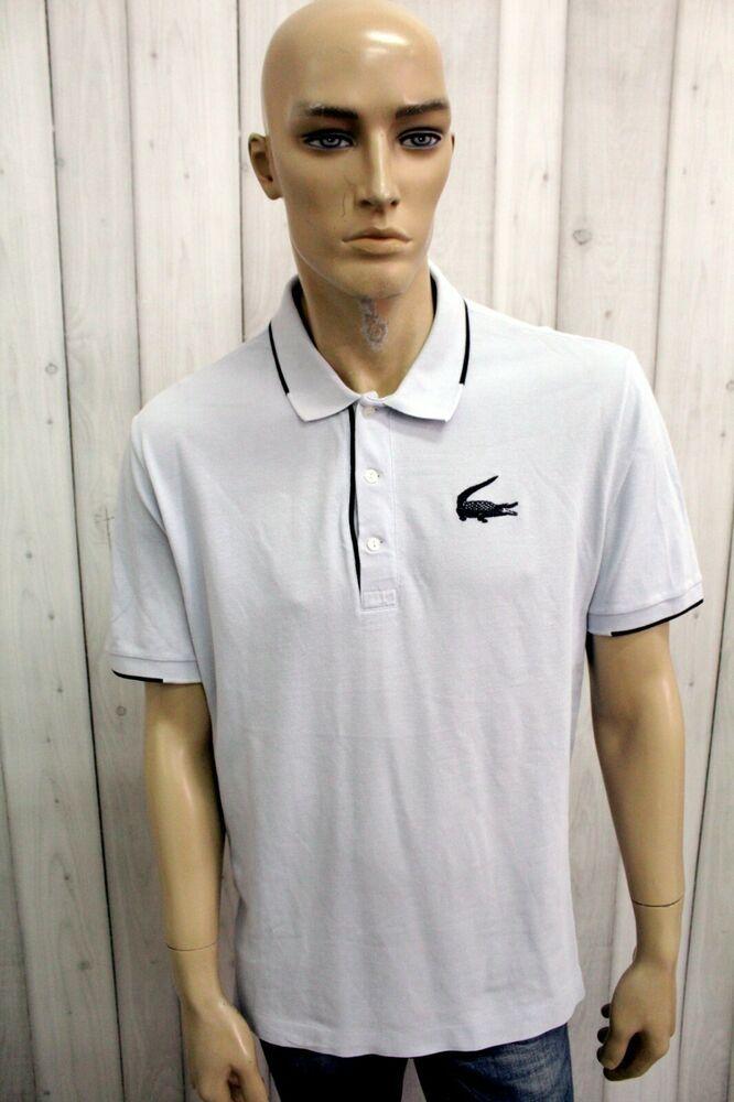 Pedigree Accidentalmente Santuario  Dettagli su LACOSTE Uomo Taglia 7 Polo Cotone Francia T-Shirt Casual  Maglietta Manica Corta nel 2020 | Lacoste uomo, Lacoste, Magliette