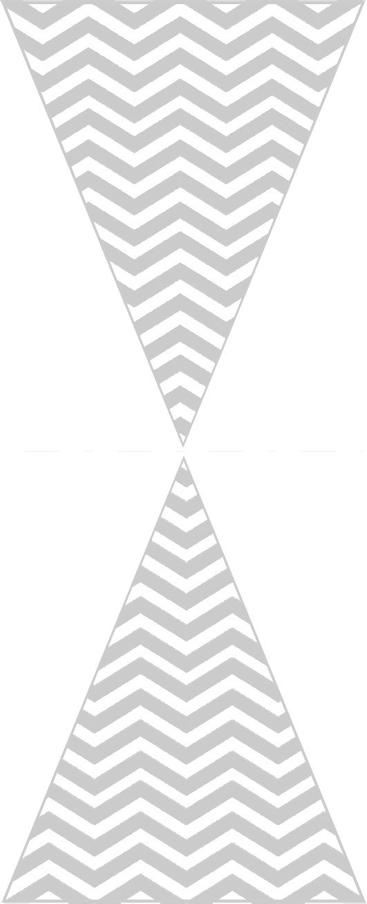 Chevron Pennant Banner - The Tomkat Studio | Scribd