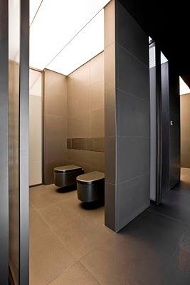 ♂ Minimalist Design bathroom masculine interior