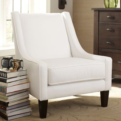 With Its Sense Of Softness And Subtlety, This Slipper Chair Can Slip Right  Into Just