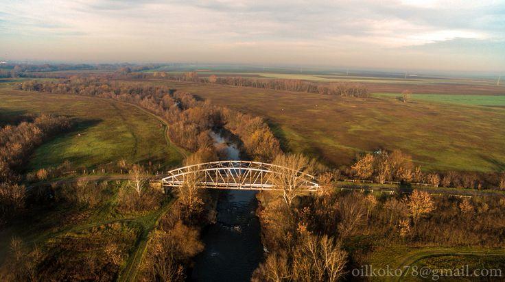 Szolnok Malomszögi-híd