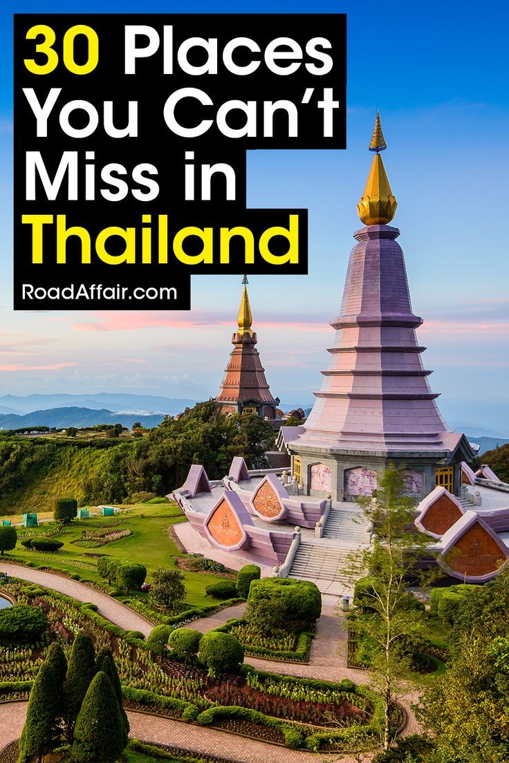 35 best places to visit in thailand | thailand | thailand travel