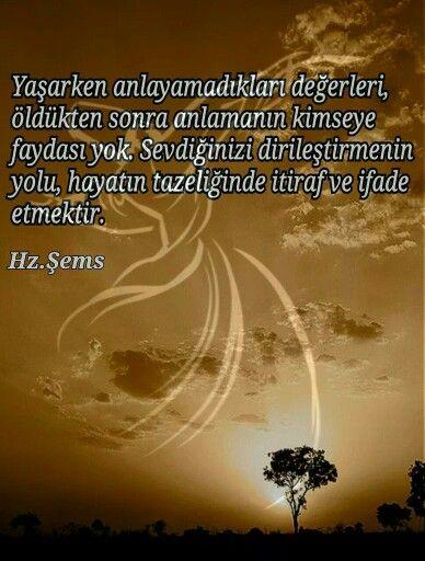Şems-i Tebrizi Hz.