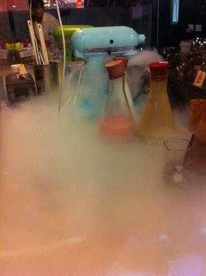 Liquid Nitrogen Extreme Gelato - Chinatown