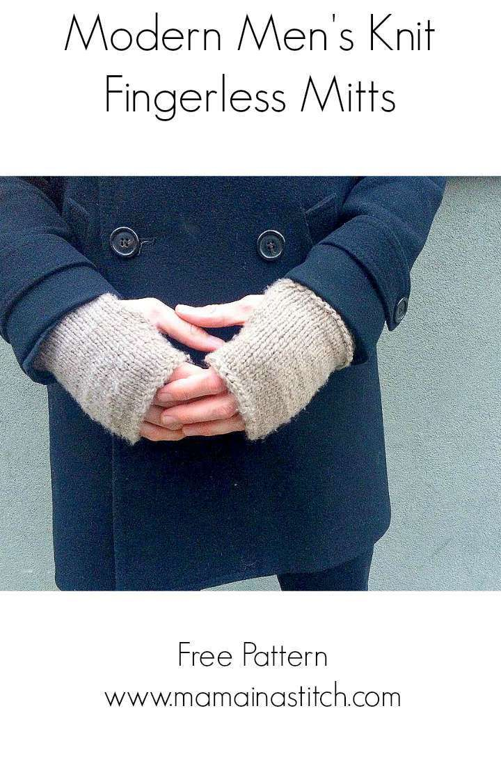 Super Easy Fingerless Gloves Knitting Pattern : 1107 best images about Knitting, I love knitting! on Pinterest Cable, Cowl ...
