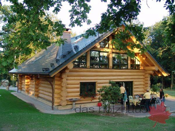 Die besten 25 kanadisches blockhaus ideen auf pinterest for Holzhaus blockhaus