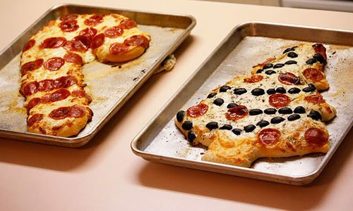 Christmas Pizza Pictures, Photos, and Images for Facebook, Tumblr, Pinterest, and Twitter