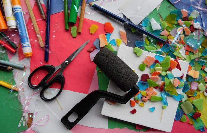 Cómo hacer una inicial personalizada paso a paso para puerta de la habitación de los niños #manualidades