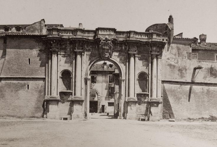 Porta Portese 1870/1880