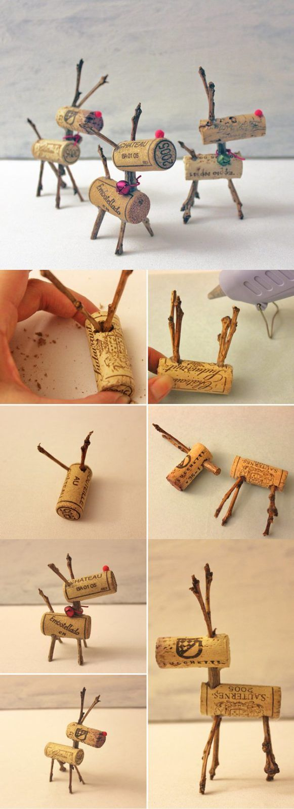 Easy DIY Wine Cork Decor Project | https://diyprojects.com/more-wine-cork-crafts-ideas/