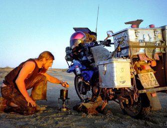 Far Horizons: Motorbiking the World