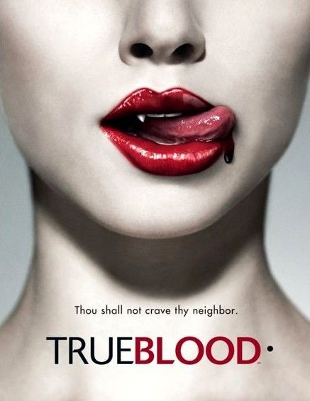 On HBO's 'True Blood,' Necks Gush With Rivers of Metaphor
