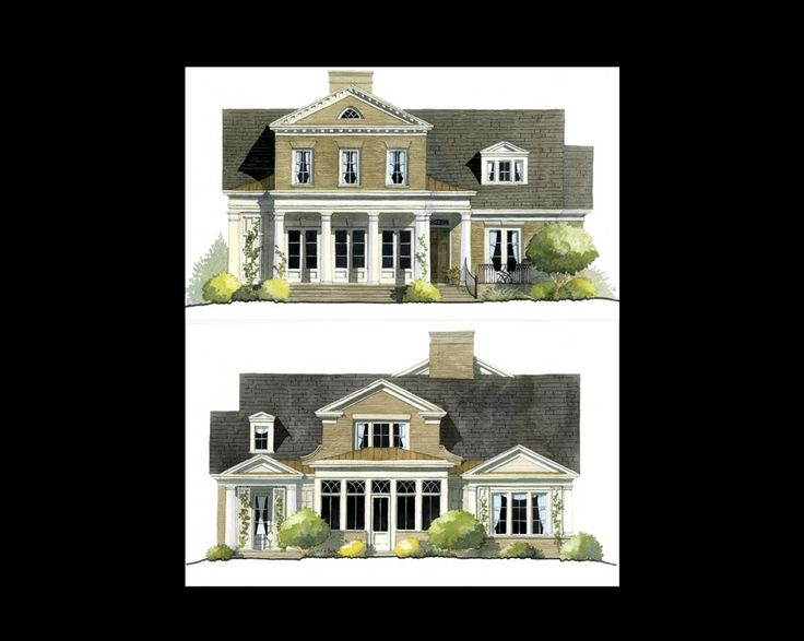 Stephen Fuller Designs Go Through These House Plans