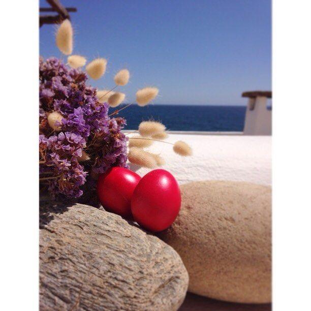 Καλό Πάσχα και Καλό Μήνα! Happy Orthodox Easter and Happy 1st of May! #kalopasxa #skyros #easter #Greece #instagood #spring #nofilter
