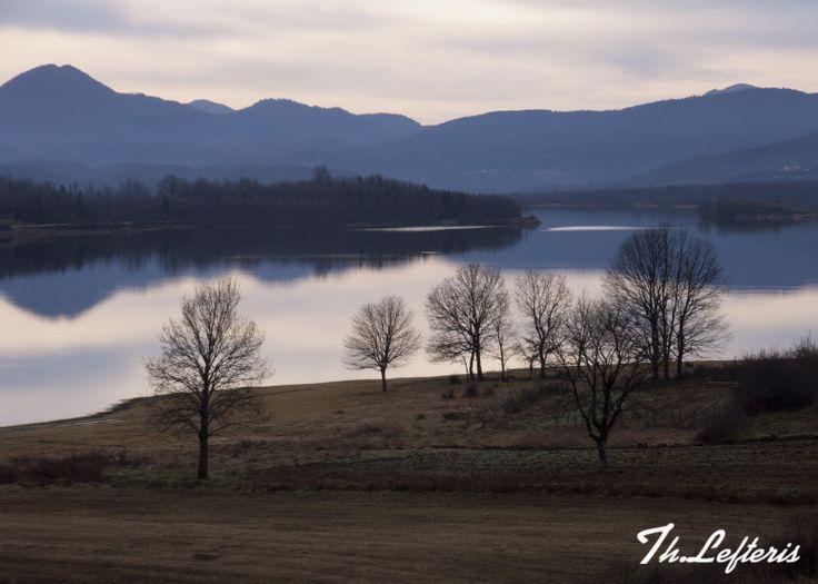 Lake Plastira - 01