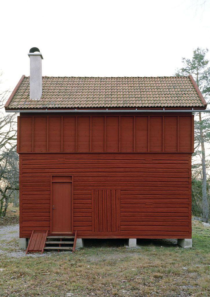 General Architecture - Nannberga summer house renovation, Arboga 2010. Photos © Mikael Olsson. [[MORE]]