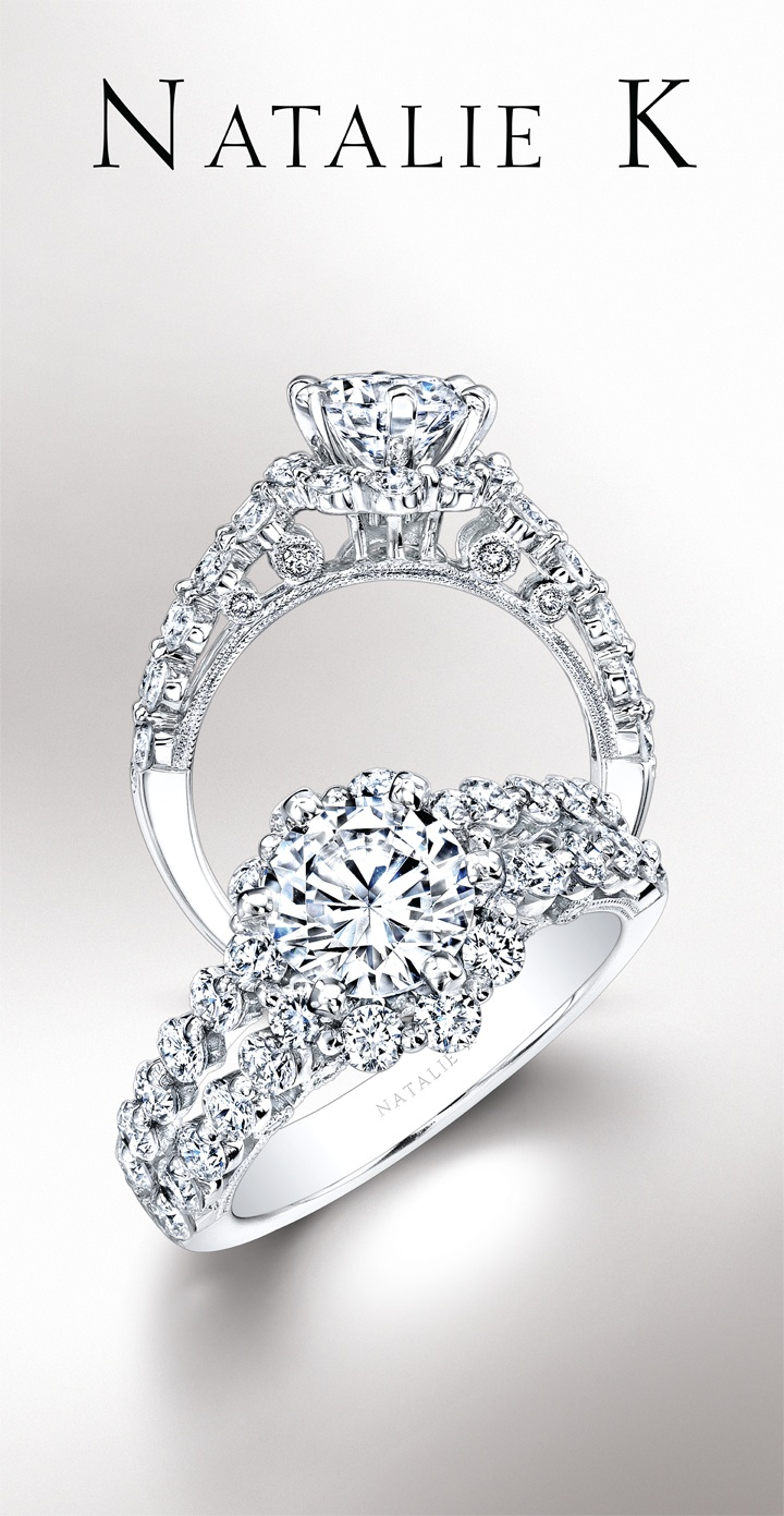 our see bride congrats to irl k renaissance ring rings blog be her stunning natalie engagement collection
