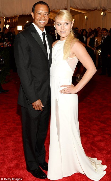 Tiger Woods and new girlfriend Lindsey Vonn