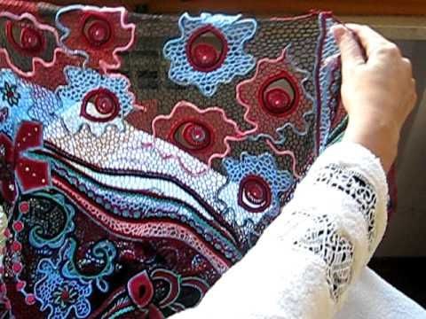 Art Crochet -Ирландское кружево- Merletto irlandese
