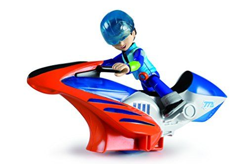 Miles Hover Bike Action Figure £10