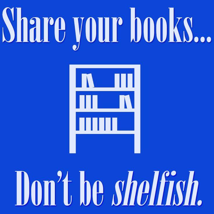 We do share.