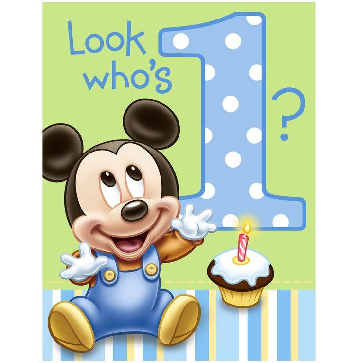 Best 25 1st birthday wishes ideas – Happy 1st Birthday Card