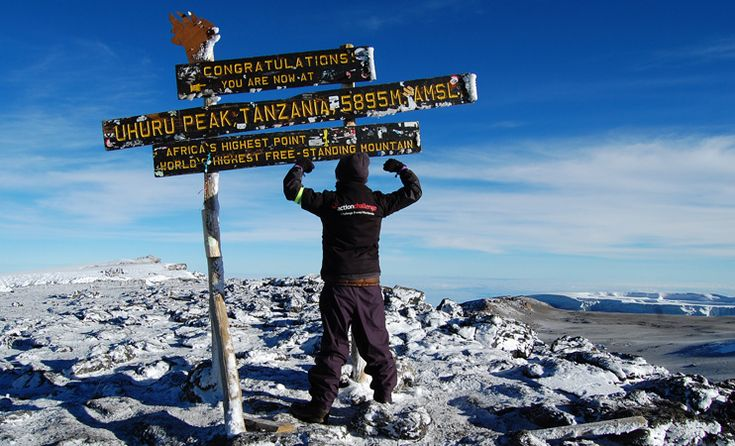 Climbing Kilimanjaro a complete guide to #MtKilimanjaroTreks what to expect from meals,guides during a hike. http://www.babakili.com/trekking.htm