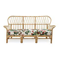 Josef Frank designed many pieces of furniture in rattan | Svenskt Tenn