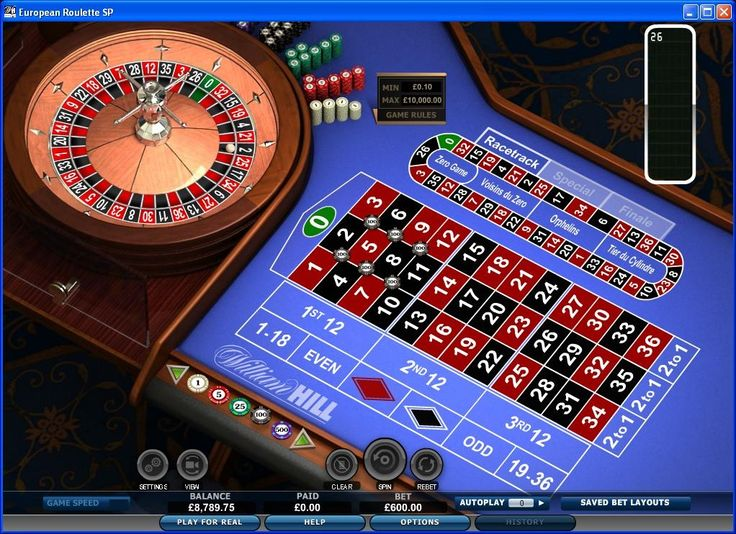 William hill casino roulette erfahrung