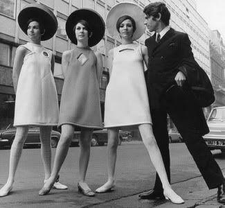Roupas Anos 60: Fotos