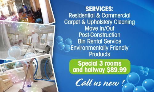 Professional Carpet Cleaning Companies Calgary | Residential Move Out Cleaning Services Calgary