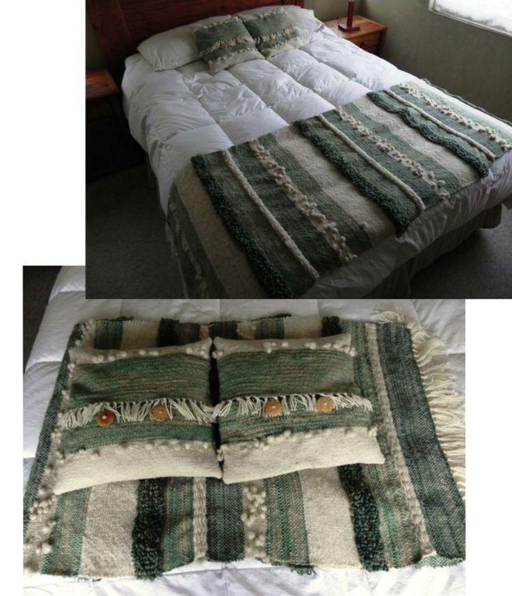 Украшаем дом с помощью домотканых вещей: 33 варианта создания уюта и комфорта - Ярмарка Мастеров - ручная работа, handmade