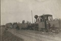 Heinäntekoa, Enso-Gutzeit Oy, Pankakosken tehtaat #train #locomotive #höyryveturit