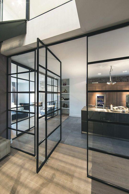 livingpursuit: Amsterdam Apartment by Denoldervleugels