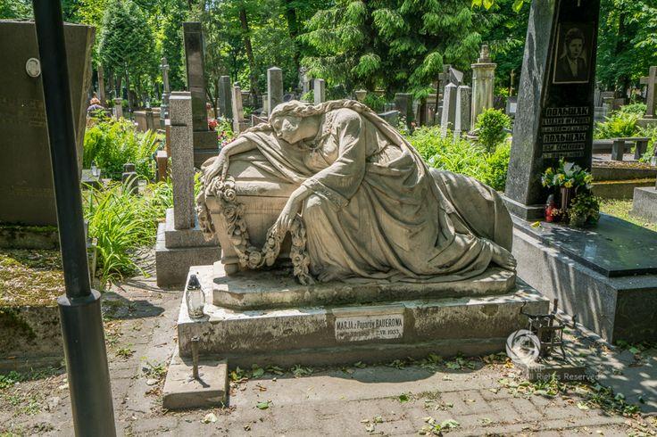 Lwów (Cmentarz Łyczakowski) #lwow #lviv #cmentarz #cmentarzlyczakowski #cemetery #lychakivcemetery #mariakonopnicka #jozefbaczewski #gabrielazapolska