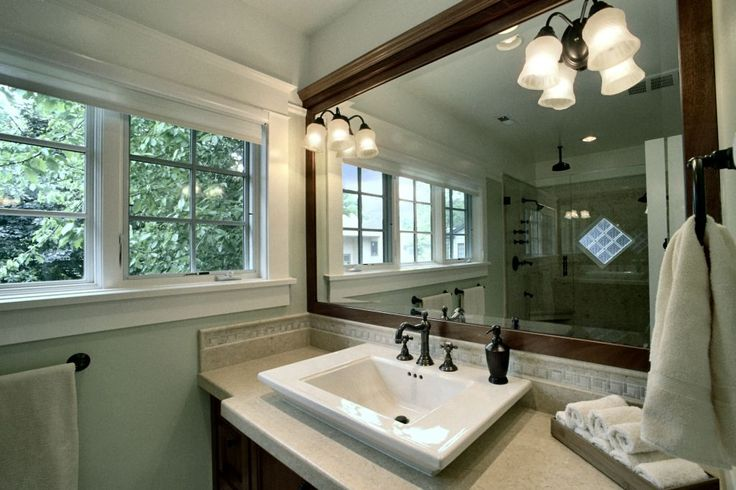 Irvington Craftsman - Bathroom by Cooper Design Builders