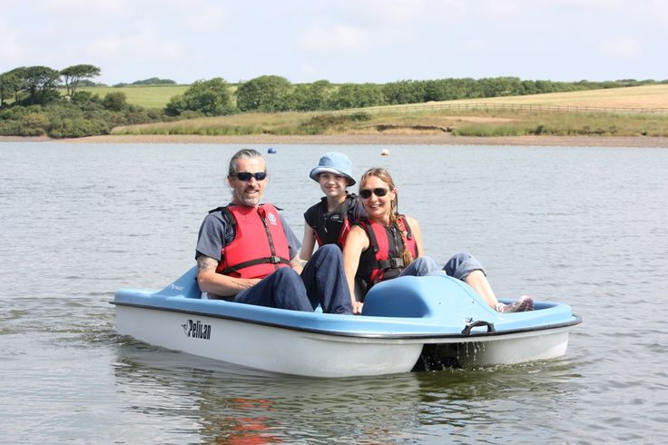 Tamar lake - Waterside attraction & campsite in Cornwall