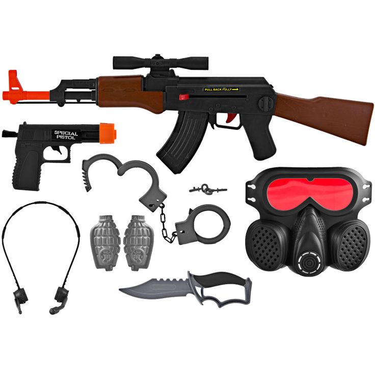 Kids Ak 47 Swat Set Kid Pictures Of And Swat
