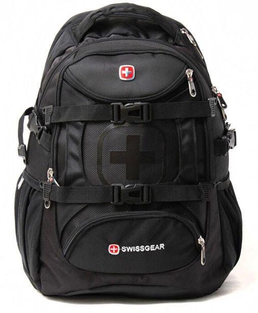 Рюкзак Swissgear 9337 Black