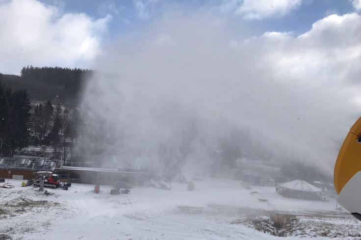 Ski Areál Kopřivná - jdeme na to