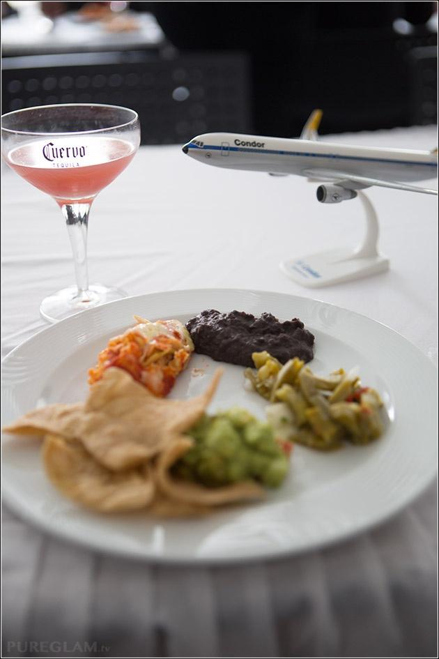 Condor at Mexican Embassy Berlin