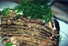 Russian Liver Cake Paleo