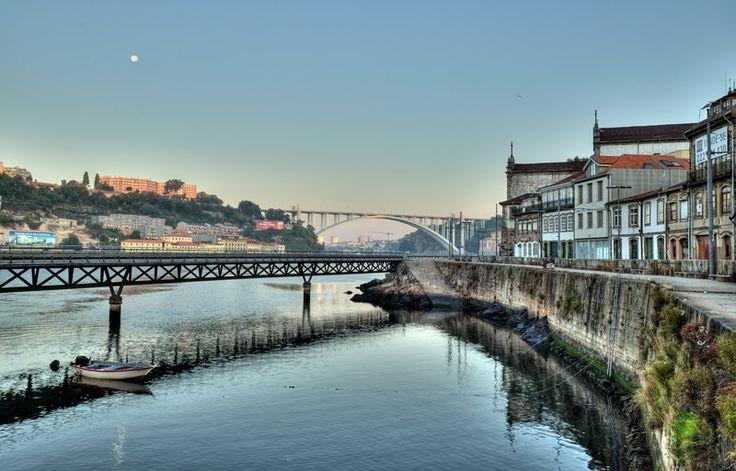 Cais Das Pedras, Massarelos-Porto by JPA!