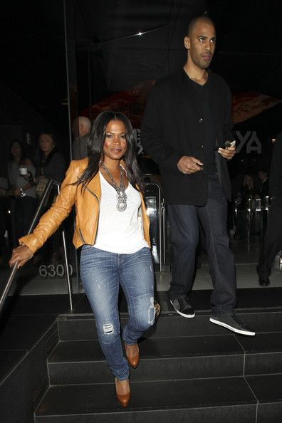 Nia Long... LOVE LOVE LOVE her (and her shoes btw ;)