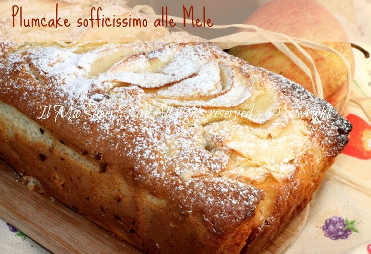 Plumcake+sofficissimo+alle+mele