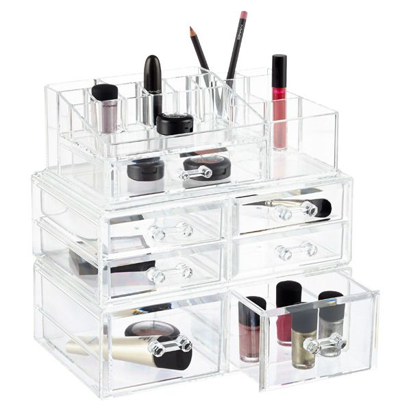 Best Container Store Favorites Images On Pinterest Container - Container store makeup organizer