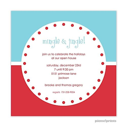 17 best Christmas Party images on Pinterest Tags, Cards and - gathering invitation sample