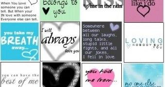 love quotes for him scrapbook love quotes for him