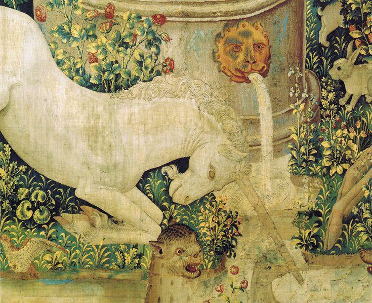В средние века бытовало мнение, что рог единорога имеет целебные свойства, в частности, он может очистить воду, отравленную змеем, помогает при различных отравлениях и ядовитых укусах, лечит некоторые болезни. Этим обстоятельством широко пользовались шарлатаны, под видом рога единорога продавали…