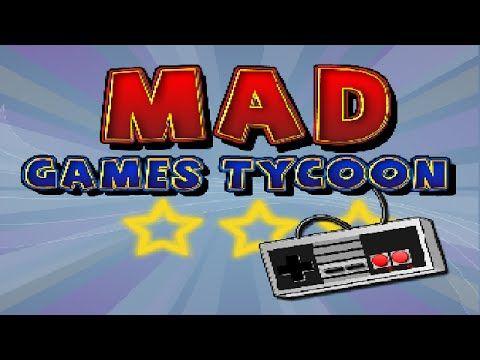 Mad Games Tycoon – šílená zábava s partou workholiků